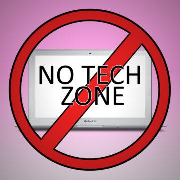 """8 redenen om van je slaapkamer een """"No-Tech-Zone"""" te maken"""