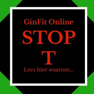 GinFit Online stopt