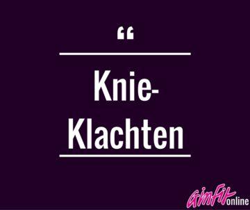 Knieklachten bovenkant knie: oorzaak en herstel