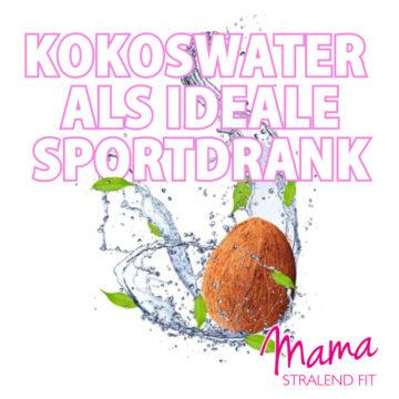 Kokoswater als ideale sportdrank