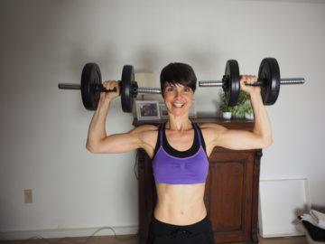Mini Workout voor Buik, Armen, Schouders
