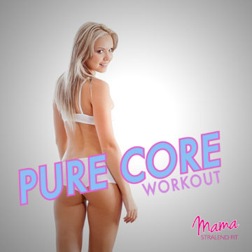Pure Core Workout voor Buik- en Rugspieren