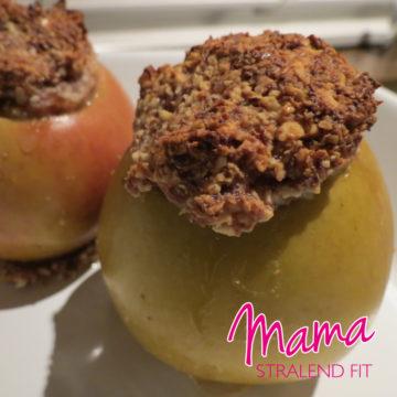 Recept voor appels uit de oven