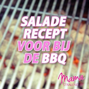 Salade recept voor bij de Barbeque (BBQ)