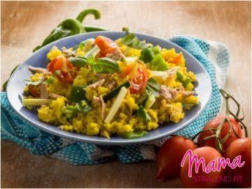 Snelle en Gezonde Salade van Couscous