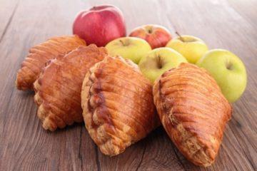 Suikervrije appelflappen