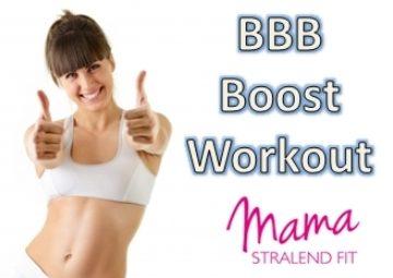 SUPER Workout: Buik, Borst en Bovenarmen in 9 minuten