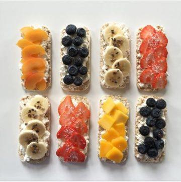 Supergezonde ideeën voor (brood)beleg