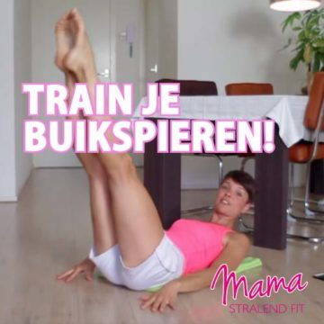 Train je buikspieren! Mini workout