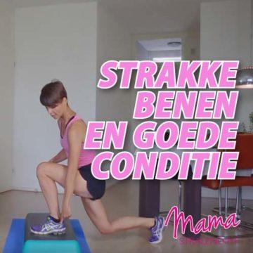 Workout voor Strakke Benen en Goede Conditie