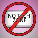 No Tech Zone - Mama Stralend Fit