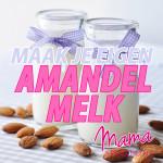 zelf-amandel-melk-maken