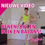 4x B workout