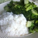 broccoli en rijst